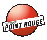 Marque Point Rouge - Carottes de tabac, croix de pharmacie, enseignes opticiens, enseignes point prresse