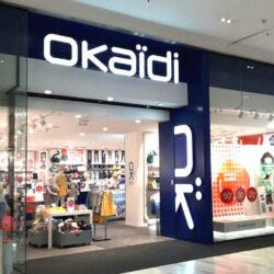 Okaidi-Séville-enseigne-signalétique